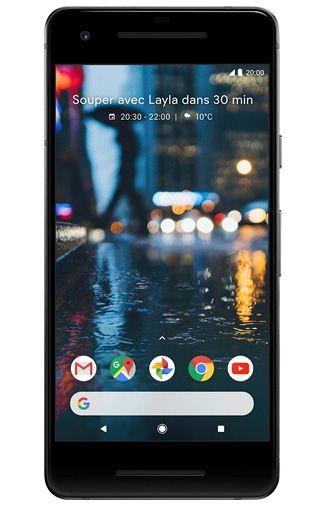 Verschil Sony Xperia XZ1 vs Google Pixel 2 Vergelijken