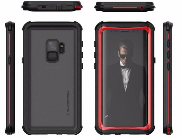 Samsung Galaxy S9 Ghostek Case